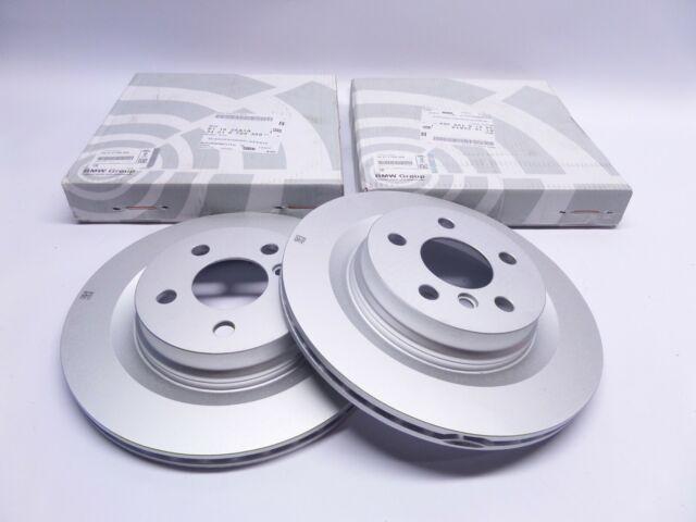 2 ate discos de freno trasera 300mm bmw 1 3 x1