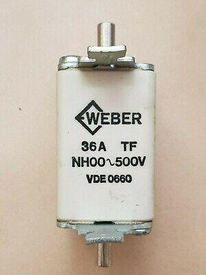 NH00 Schmelzsicherung 50A  Sicherung Messersicherung