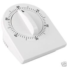 Chef Aid Mechanical Wind Up 60 Minute Kitchen Cooking Timer 10EO8117