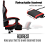 thumbnail 8 - Artiss Gaming Chair Office Computer Leather Chairs Executive Racer Gaming Chairs