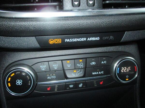 Ford Fiesta 1,0 EcoBoost mHEV Titanium billede 10