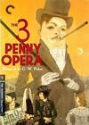 Criterion Collection Threepenny Opera 2 PC DVD