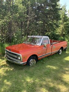1970 Chevrolet Custom Camper 30 Longhorn
