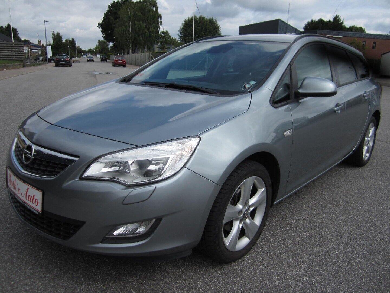 Brugt Opel Astra T 140 Enjoy ST i Solrød og omegn