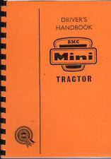 "Nuffield BMC ""Mini"" Tractor Drivers Instruction Book"