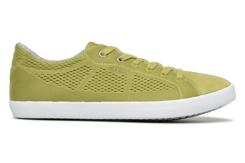 Herren Geox U Smart B U72x2b Sneaker Grün