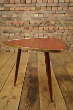 50er ROCKABILLY NIERENTISCH COUCHTISCH BEISTELLTISCH Mid Century TABLE TISCH