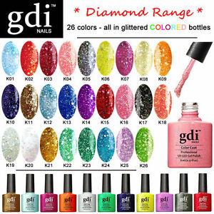 Image Is Loading Gdi Nails Diamond Glitters Uv Led Soak Off