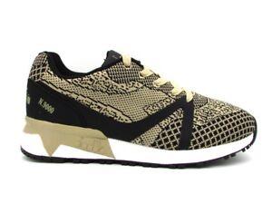 25069 Diadora nero Mm Beige Evo N9000 Sneakers 172310 RH0rvURq