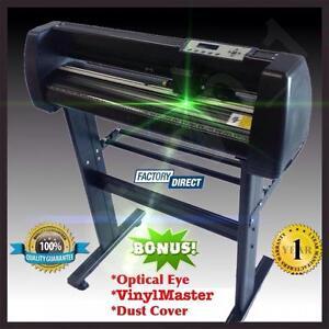 Vinyl Cutter Plotter Laser Optical Eye Craft Sign Maker