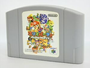 Details about Nintendo 64 MARIO PARTY 1 Cartridge Only Japan Game n6c *