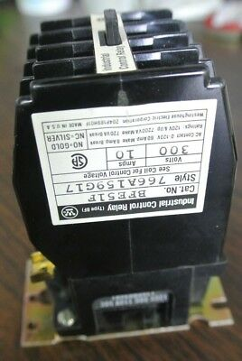 10A 120V COIL NEW SURPLUS 300V Details about  /WESTINGHOUSE BFE48F INDUSTRIAL CONTROL RELAY