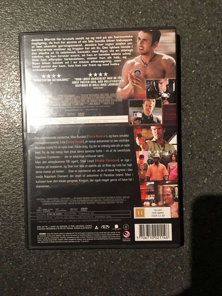 Final Call, DVD, action