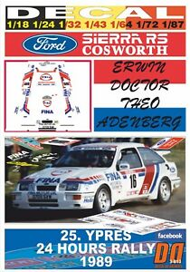 DECAL-FORD-SIERRA-RS-COSWORTH-E-DOCTOR-YPRES-24-HOURS-R-1989-6th-01
