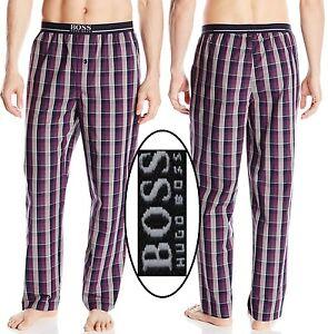 BOSS HUGO BOSS Mens Long Pajama Pant HUGO BOSS Men/'s Sleepwear 50260088