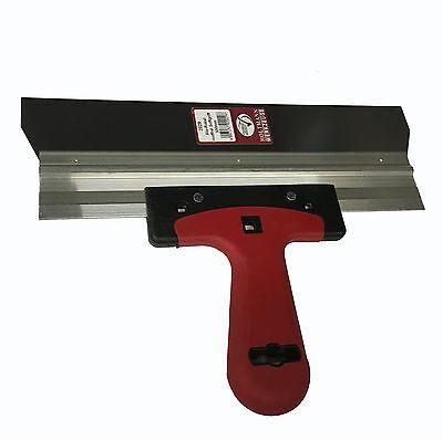 Acciaio Inossidabile Riempimento Coltello, Cartongesso Lavori In Gesso Spatola Taping Knife 300mm- Irrestringibile