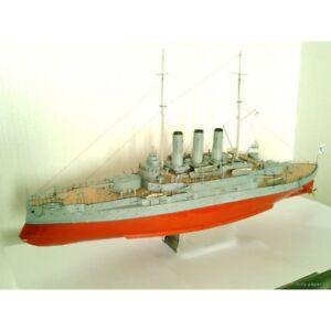 Paper Modeling №107 Navy Battleship