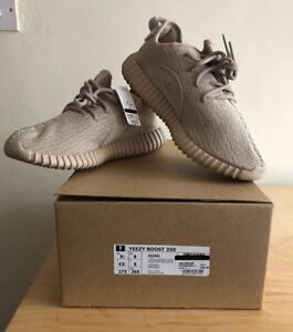 Continente punto final marco  Adidas x Kanye West-Yeezy Boost 350 Oxford Tan 2015 Release UK9  100%Authentic   eBay