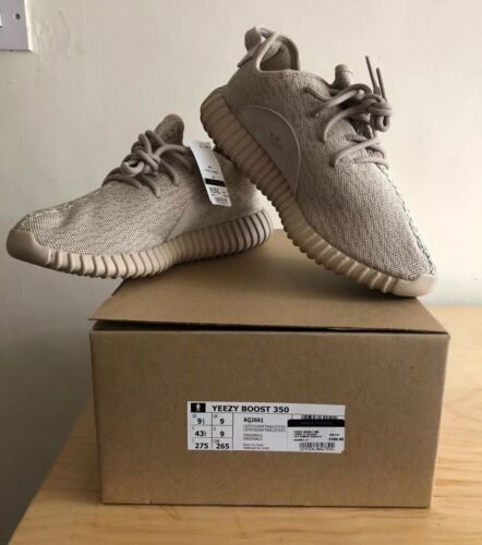 Adidas x Kanye West-Yeezy Boost 350 Oxford 2015 version UK9 100% authentique