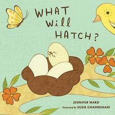 What Will Hatch?-ExLibrary