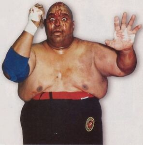 Details about Japan & Mexico Pro Wrestling: Abdullah the Butcher 2DVD Set Bloody!