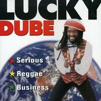 Lucky Dube - Serious Reggae Business [new Cd] on Sale