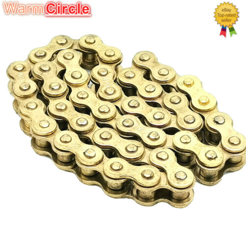 42 LINK 420 GOLD CHAIN FOR THE BAJA MINI BIKE MB165 /& MB200