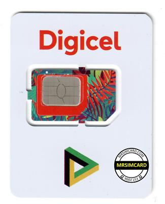 Jamaica Sim Card Digicel Ebay