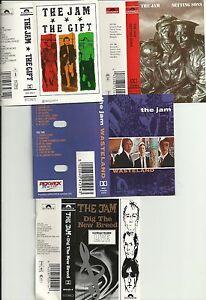 JAM-4-x-CASSETTES