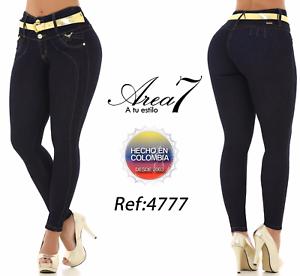 Levanta Cola Jeans Colombianos Colombian Push Up Butt Lifting SKA Studio