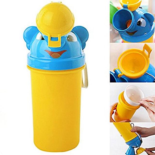 Toilet potty car baby pee urinal potty training kid portable toddler boy traCMVX