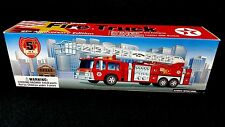 1997 Texaco Aerial Tower Fire Truck Gold Edition