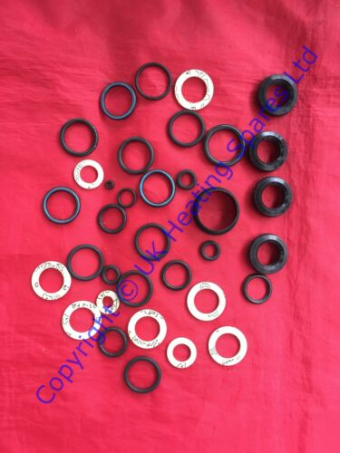Alpha Intec 12 ans S18 /& 28s Nettoyeur du circuit hydraulique Kit scellé O/'ring 3.022653