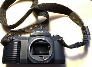 Canon T50 35mm Pellicola SLR Fotocamera immagini fisse con cinturino e Canon 277T Flash
