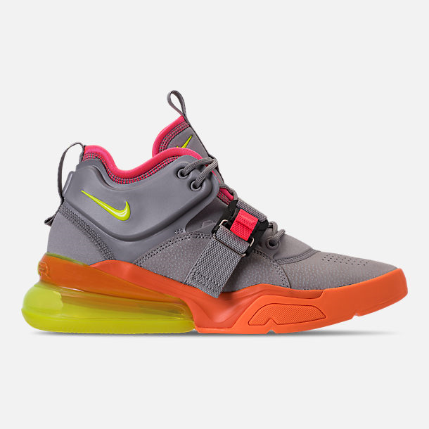 MENS NIKE AIR FORCE 270 ATMOSPHERE GREY BASKETBALL SHOES MEN'S SELECT YOUR SIZE