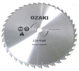 OZAKI-Kreissaege-Blatt-fuer-Wippsaege-Hecht-ATIKA-Scheppach-Woodster-405-x-30