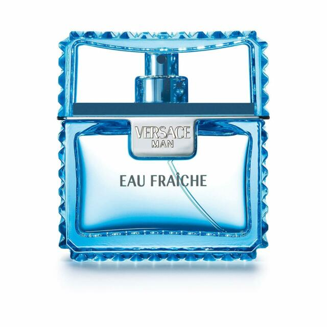 VERSACE EAU FRAICHE 100ML EDT TESTER MEN