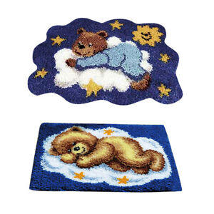 Rug Kits Diy Pillow Mat Making
