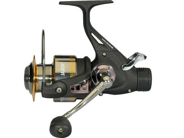 Jaxon Magnet Carp FRXL 300 - 600   carp reel with free spool system   mulinello