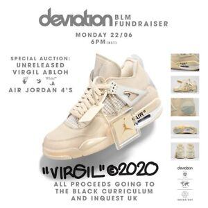 Signed-Unreleased-Virgil-Abloh-Off-White-Jordan-4-Deviation-BLM-Fundraiser