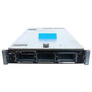 Dell PowerEdge R710 CTO Server Accepts 2x Xeon Hex Core CPU 288GB RAM