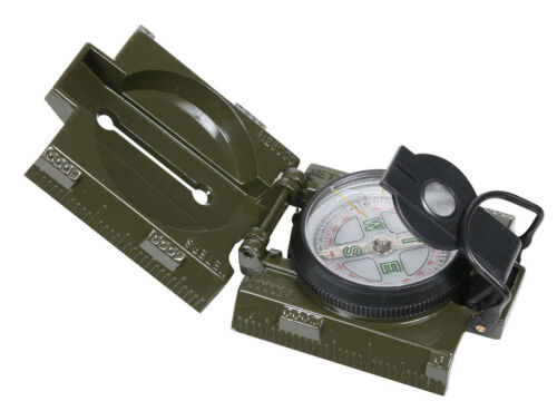 OD militaire Marching Compass avec lumière DEL Rothco 416