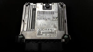 184-Original-Audi-A6-4F-3-0-BMK-ECU-Engine-control-unit-4F0907401B-4F0910402H