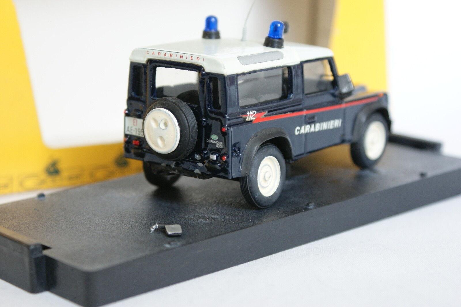 Giocher Résine 1 43 - - - Land Rover 90 Carabinieri e8eb69