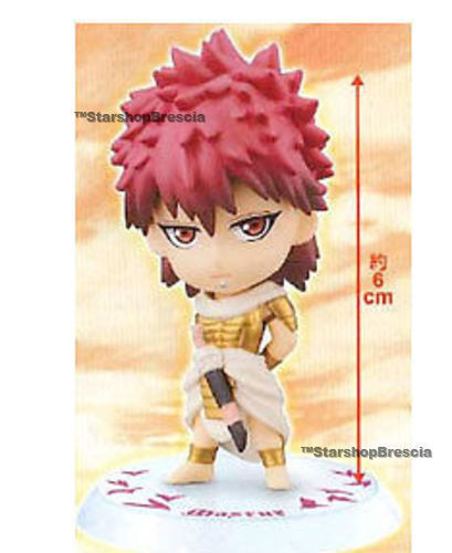 MAGI Masrur Banpresto Labyrinth of Magic Chibi-Kyun Chara #1