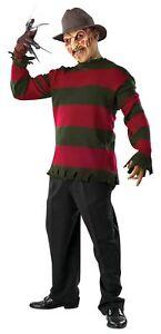 Freddy-Krueger-Deluxe-Sweater-Adult-Mens-Costume-Nightmare-Elm-Street-Halloween