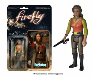 "FIREFLY /""JAYNE COBB/"" REACTION ACTION FIGURE UNPUNCHED CARD FUNKO TOYS"