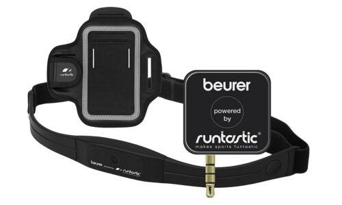 Beurer PM 200 misurazione frequenza cardiaca con smartphone Pulsuhr Misurazione pulsazioni pm200