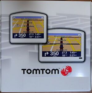 NEW-TomTom-XL-330S-4-3-034-Widescreen-GPS-Navigator-Bundle