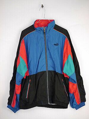 PUMA Sweatjacke Trainingsanzug Jacke Vintage Retro Herren Gr. L (D7)   eBay